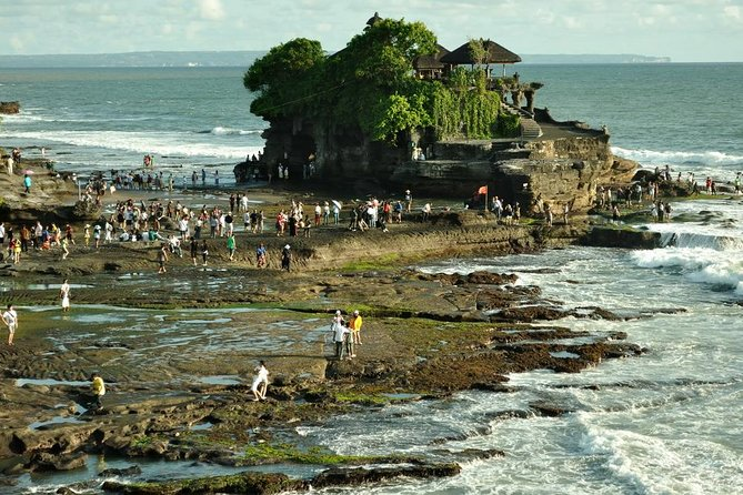 Private Full-Day Bali Tour with Monkey Forest, Including Lunch and Dinner