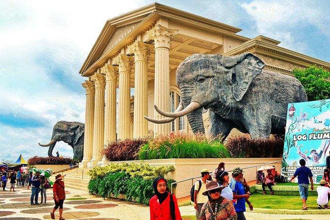 Admission Passes for Jawa Timur Park 2