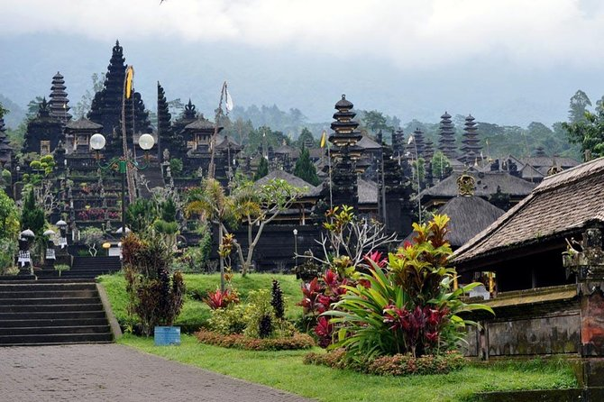 Private Tour: Full Day Bali Culture Tour Including Buffet Lunch