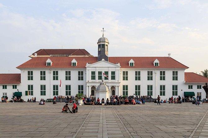 Tour privado: medio día en la ciudad vieja de Yakarta