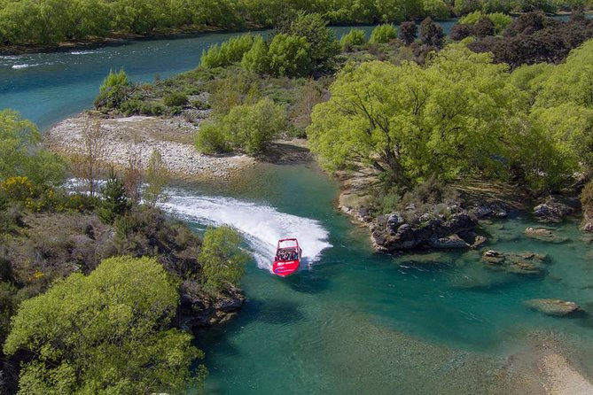 Jet Boat Adventure on the Mighty Clutha River from Wanaka photo 1