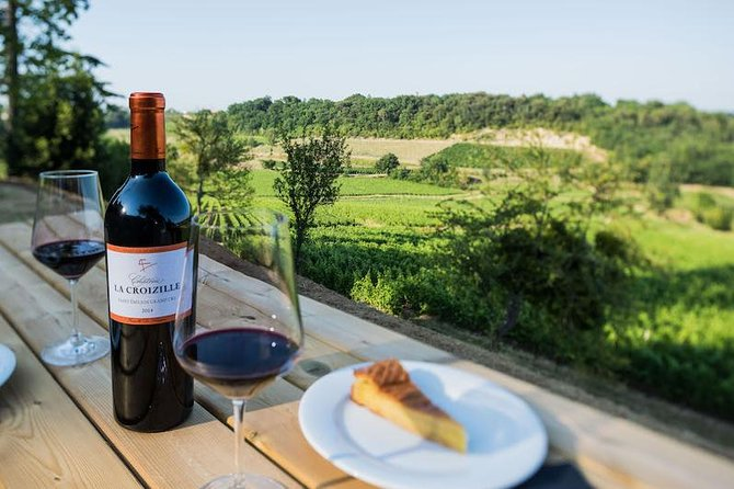 Bordeaux Wine Tour in St Emilion With a Picnic