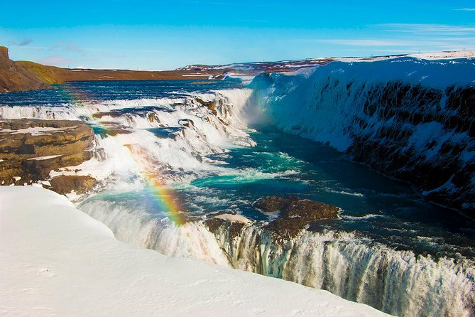 Full-Day Golden Circle Tour from Reykjavik with Kerid Crater