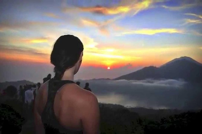 Small-Group Mount Batur Sunrise Trekking Tour with Hotel Transfer