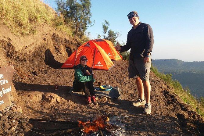 Mount Batur Overnight Camping
