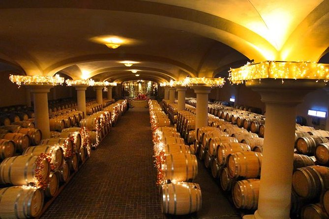 Private Napa Sonoma Wine Tour & Alcatraz Sail uit San Francisco