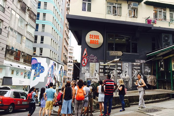 Central Street Art Walking Tour