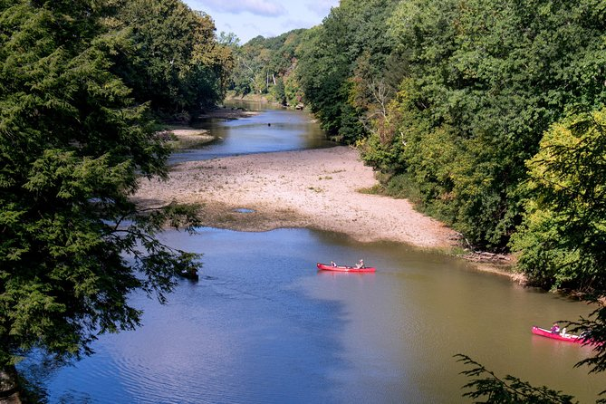 Canoe, Kayak, Paddleboard Rouge River - Self Guided Descent