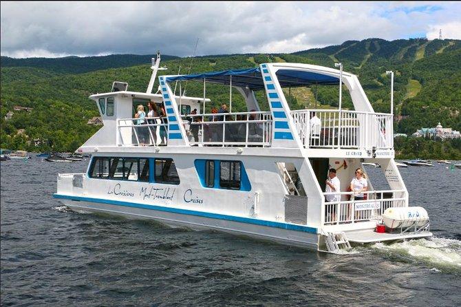 Mont-Tremblant Lake Cruise