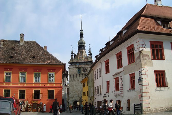 Private Day Tour Sighisoara and Viscri from Brasov with Hotel Pick Up/ Drop Off