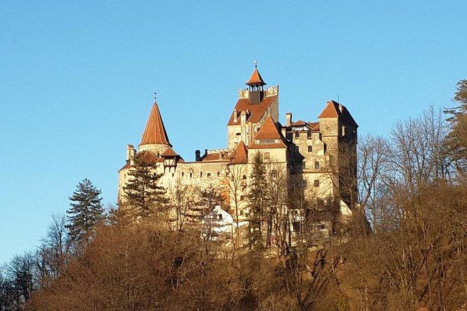 Private Tour: Bran Castle, Rasnov Fortress, Harman & Prejmer Fortified Churches
