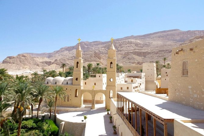 Tour to Wadi al-Natrun Monasteries from Cairo
