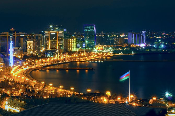 Magic Nights of Baku