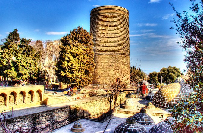 Small-Group Baku City Tour