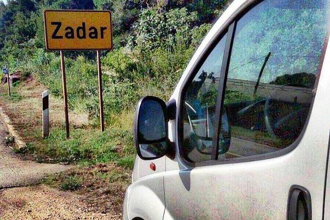 Private Transfer from Split to Zadar