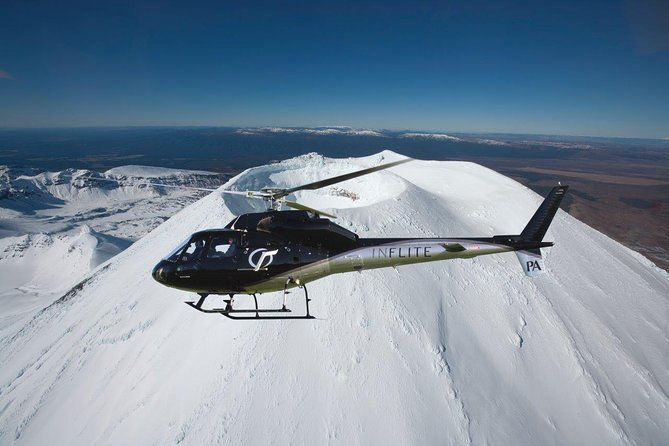 Tongariro Volcanic Direct Helicopter Flight