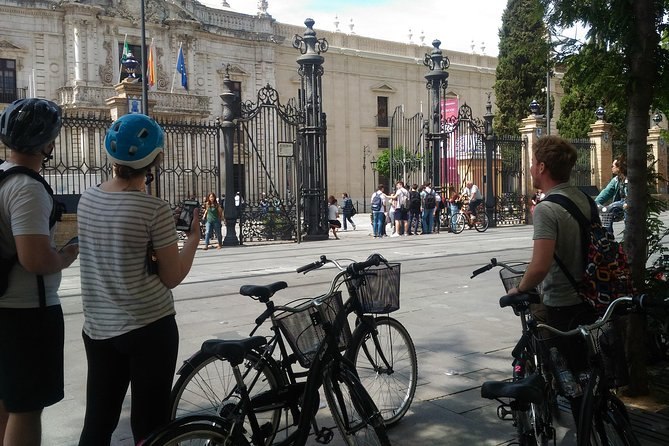 Private Seville Guided Bike Tour