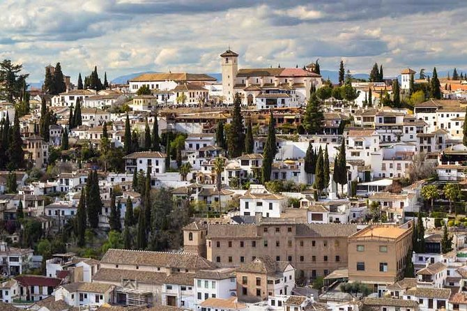 Granada Private Walking Tour Albaicin and Sacromonte