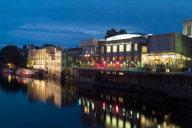 70-minütige abendliche Flusskreuzfahrt in York