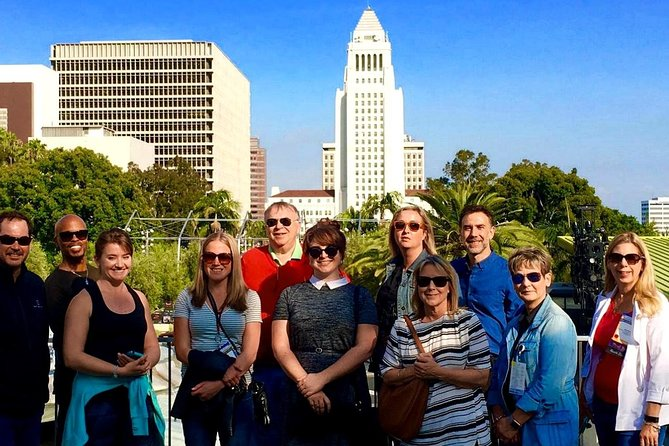 Culture, Food, Art Tour of Downtown LA with Angels Flight Ticket