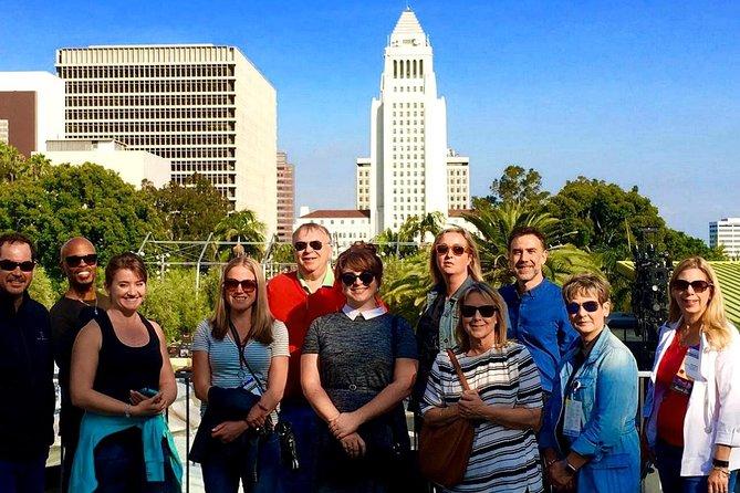 Cultuur, eten, kunstrondleiding door Downtown LA met Angels Flight Ticket