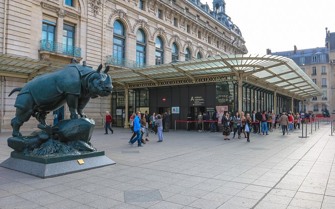 Musée d'Orsay Skip-the-Line Impressionists Guided Tour
