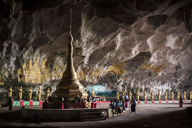 3-Day Private Guided Golden Rock (Kyaik Hti Yoe) and Hpa An Tour from Yangon