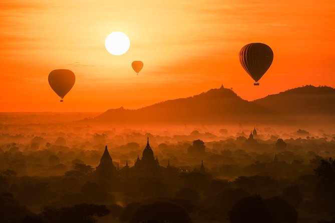 7-Day Private Guided Myanmar Classic Tour with Hotel Accommodations