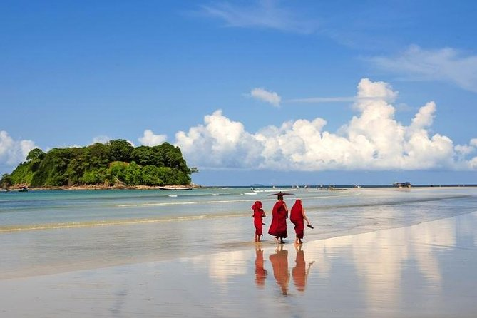 3-Day Ngwe Saung Beach Tour from Yangon including Hotel or Airport Pickup