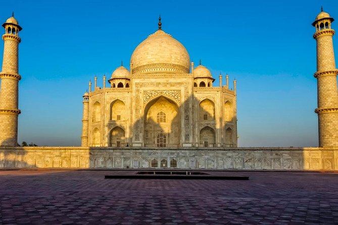 2 Dager Solnedgang og Soloppgang Taj Mahal Private Tour fra Delhi