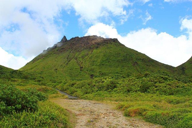 Caminata al Volcán La Soufrière