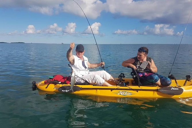 Kayak Fishing Adventure