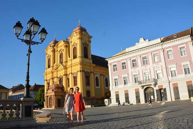 Timisoara All in One - Walking and Car Tour