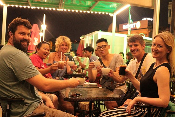 Hanoi Local Food Tour in Evening