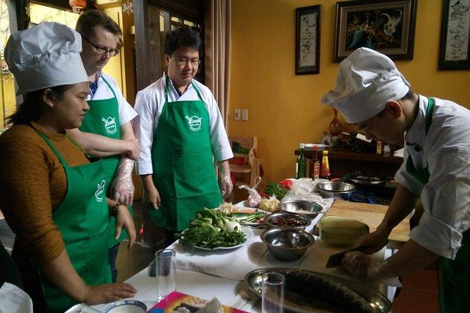 Hanoi Local Cooking Classes