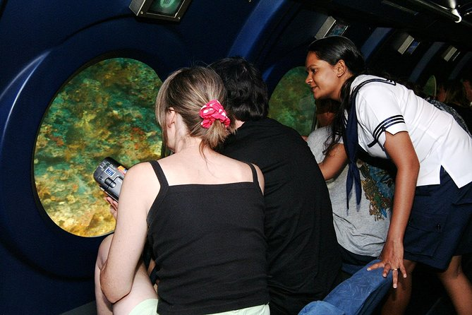2-Hour Maldives Submarine Tour From Male