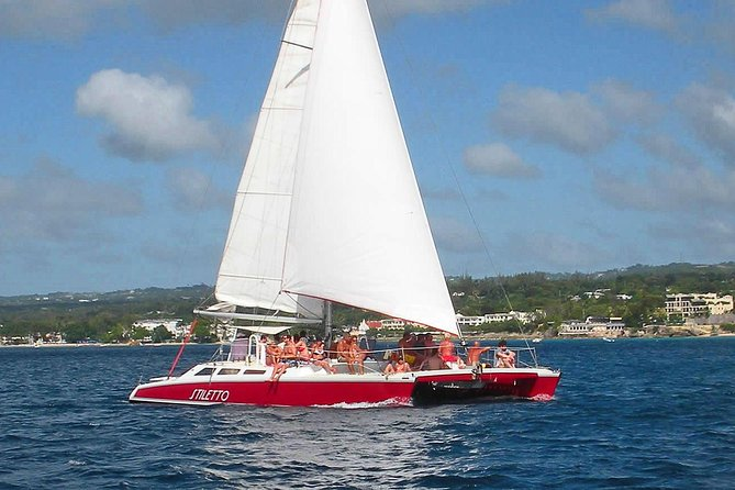 Catamaran Cruise in Barbados