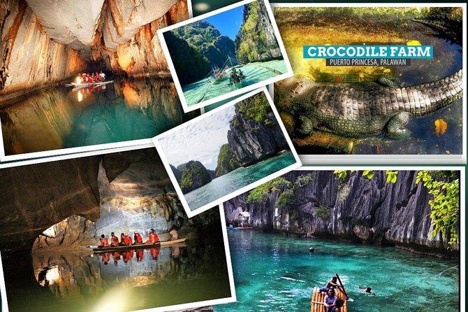 Palawan Puerto Princesa And El Nido 4 Days And 3 Nights