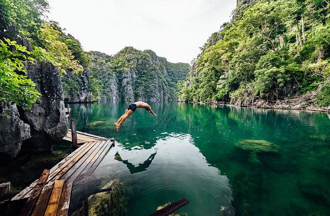 Coron Island Discovery 3 Days and 2 Nights