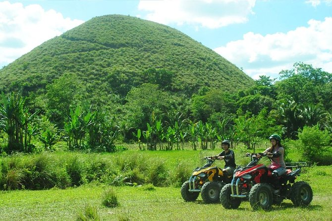 Private Day Trip from Cebu to Bohol with Chocolate Hills & Loboc River Cruise