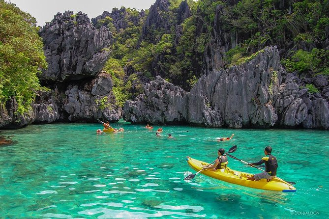 Palawan: Puerto Princesa and El Nido - 4 Days and 3 Nights NO Accommodation