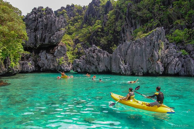 Palawan: Puerto and El Nido and Coron - 6 Days and 5 Nights