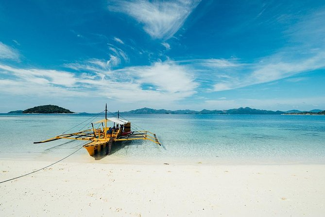 Coron Island Discovery 4 Days and 3 Nights