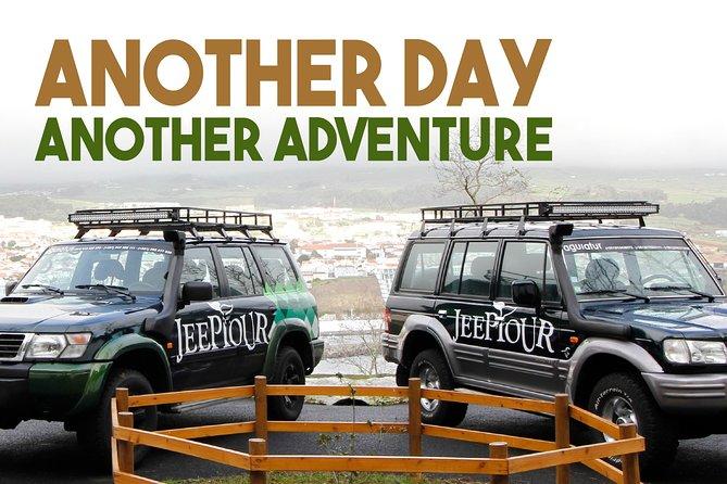 Jeep Tour - Demi-journée