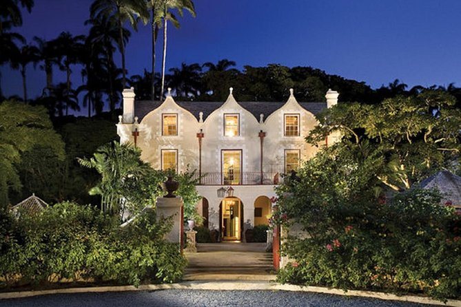 Barbados Top Attractions Island Tour with Lunch