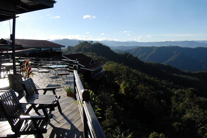 Panoramic City & Countryside view