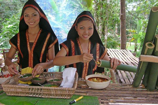 Half-Day Visit to Borneo Traditional Living Mari Mari Cultural Village