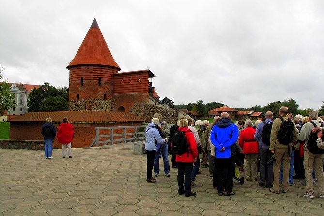 Tour in Kaunas tour English or Norwegian