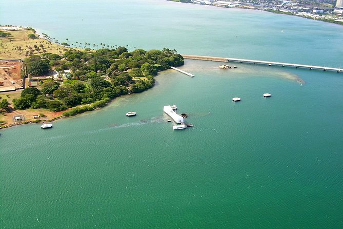 Private Pearl Harbor and Free Honolulu City Tour