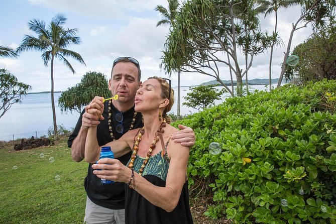 Oahu Private Honeymooners and Lovers Tour